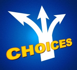 Choices in life coaching Portland